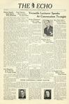 Taylor University Echo (February 8, 1941)