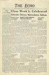 The Echo: October 8, 1941