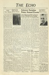 The Echo: November 4, 1941 by Taylor University