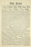 The Echo: November 18, 1941 by Taylor University