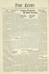 The Echo: December 3, 1941 by Taylor University