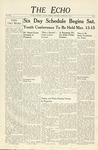 The Echo: Jfebruary 4, 1942 by Taylor University