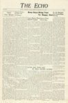 The Echo: May 6, 1942 by Taylor University
