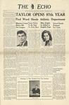 The Echo: September 12, 1942 by Taylor University