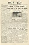 The Echo: September 29, 1942 by Taylor University