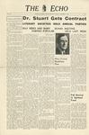 The Echo: November 3, 1942 by Taylor University
