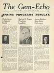 The Gem-Echo: April 10, 1943 by Taylor University