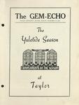 The Gem-Echo: December 10, 1942