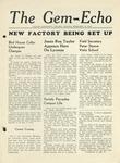 The Gem-Echo: February 12, 1943 by Taylor University
