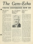 The Gem-Echo: March 20, 1943 by Taylor University