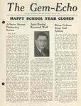 The Gem-Echo: May 14, 1943