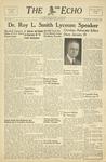 The Gem-Echo: January 15, 1947 by Taylor University
