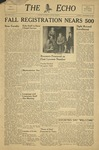 The Echo: September 23, 1947 by Taylor University