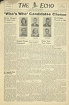 The Echo: October 22, 1947 by Taylor University
