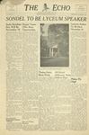 The Echo: November 5, 1947 by Taylor University