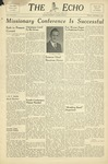 The Echo: December 5, 1947 by Taylor University