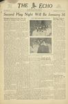 The Echo: January 14, 1948 by Taylor University