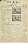 The Echo: February 13, 1948 by Taylor University