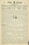 The Echo: April 14, 1948 by Taylor University