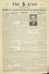 The Echo: May 12, 1948 by Taylor University