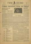 The Echo: October 5, 1948 by Taylor University