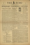 The Echo: October 12, 1948 by Taylor University
