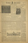 The Echo: November 23, 1948 by Taylor University