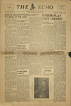 The Echo: January 18, 1949 by Taylor University
