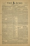 The Echo: March 1, 1949 by Taylor University
