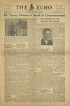 The Echo: April 12, 1949 by Taylor University