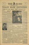 The Echo: November 1, 1949