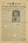 The Echo: November 8, 1949 by Taylor University