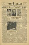 The Echo: November 15, 1949 by Taylor University