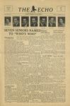 The Echo: November 22, 1949 by Taylor University