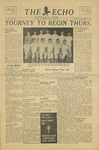 The Echo: December 6, 1949 by Taylor University