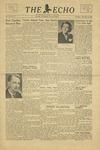 The Echo: January 24, 1950 by Taylor University