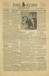 The Echo: February 7, 1950 by Taylor University