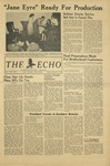 The Echo: February 21, 1950 by Taylor University