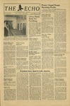 The Echo: February 28, 1950 by Taylor University