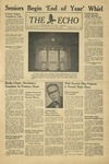 The Echo: May 2, 1950 by Taylor University