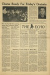 The Echo: May 16, 1950 by Taylor University