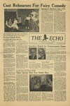 The Echo: May 23, 1950 by Taylor University