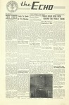 The Echo: October 24, 1950 by Taylor University