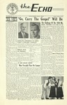 The Echo: November 14, 1950 by Taylor University