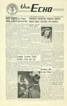 The Echo: December 5, 1950 by Taylor University