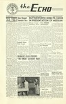 The Echo: December 12, 1950 by Taylor University