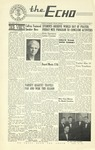 The Echo: February 6, 1951 by Taylor University