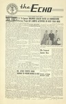 The Echo: February 20, 1951 by Taylor University
