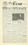The Echo: February 27, 1951 by Taylor University