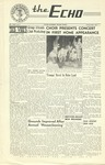 The Echo: May 1, 1951 by Taylor University